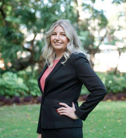 Melissa Losinski,family lawyer western australia